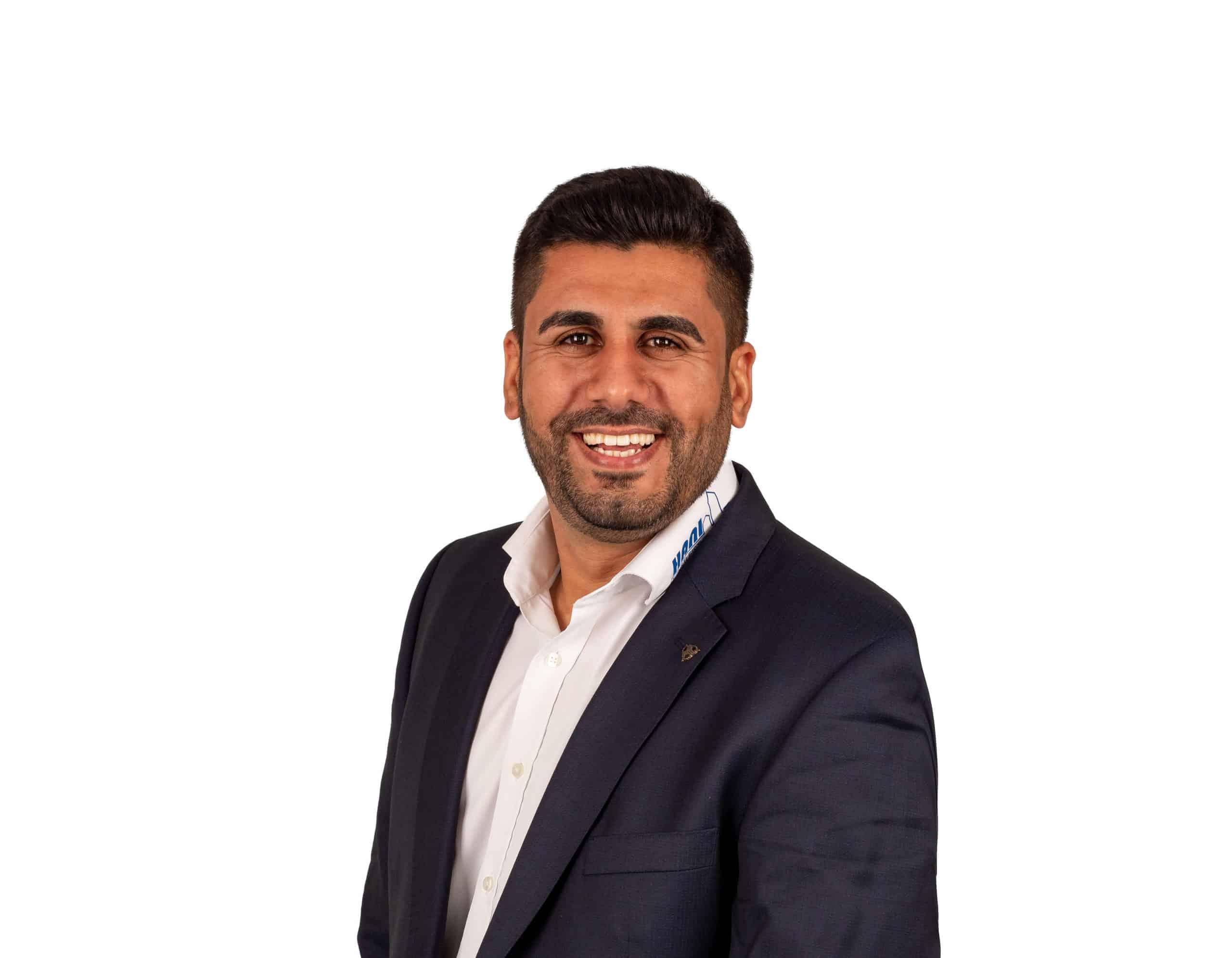 HANI Ali Schikho Portrait Geschäftsführer und Inhaber